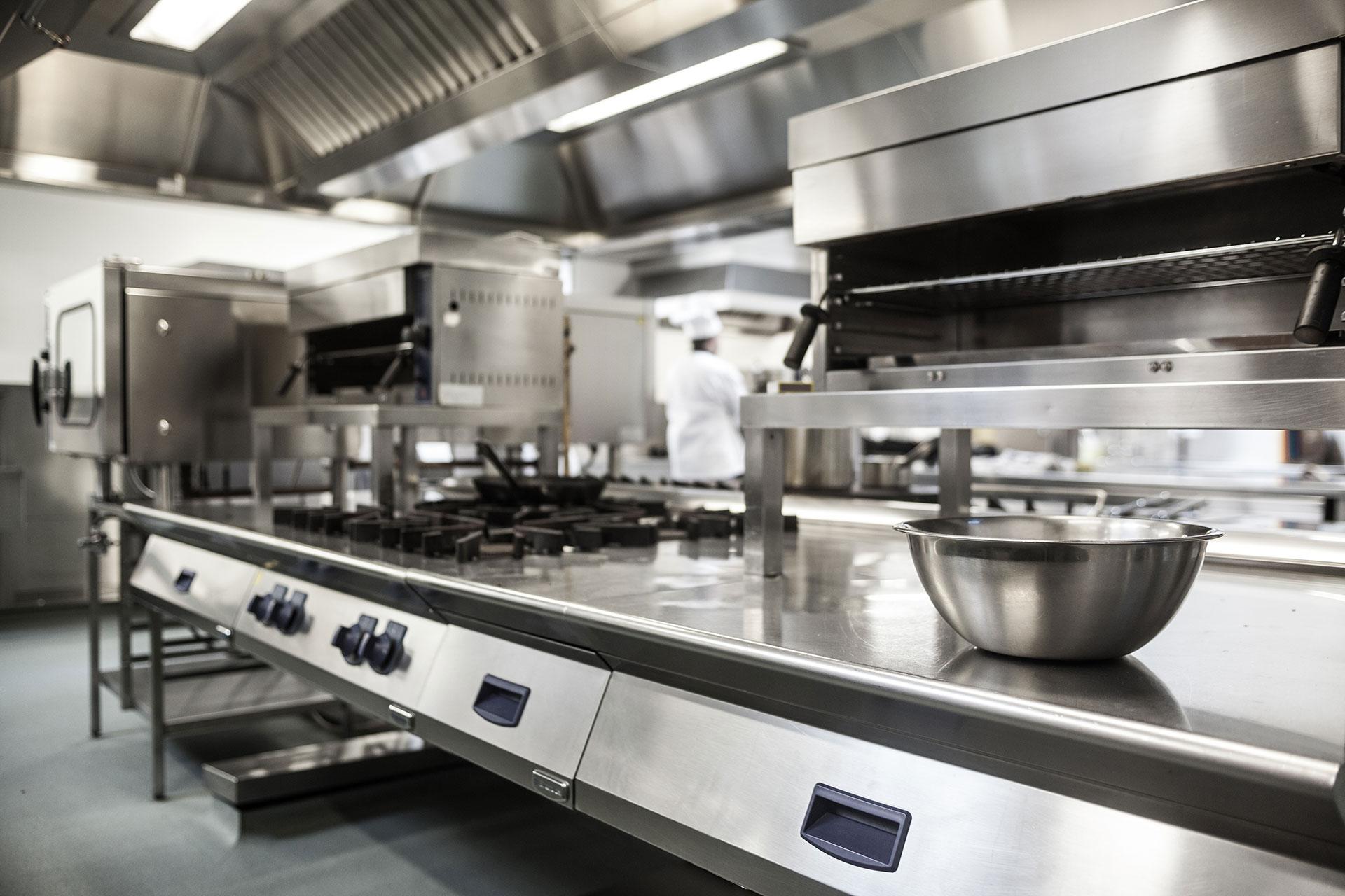 Küchentechnik - Siegfried Bortscher GmbH